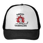 Hockey caliente del tamal gorra