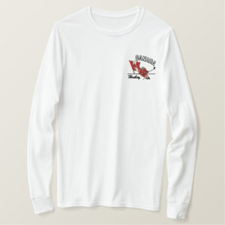 Hockey Canada Embroidered Long Sleeve T-Shirt