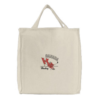 Hockey Canada Tote Bag