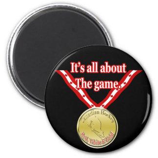 Hockey canadiense iman