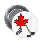 Hockey canadiense pins