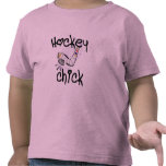 Hockey Chick Tshirts and Gifts