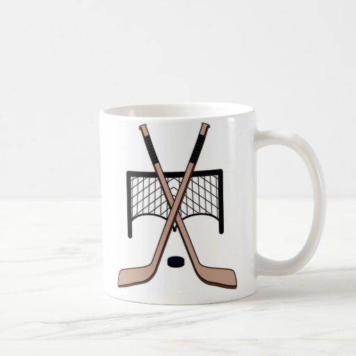 Hockey Classic White Coffee Mug