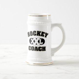 Hockey Coach Beer Stein