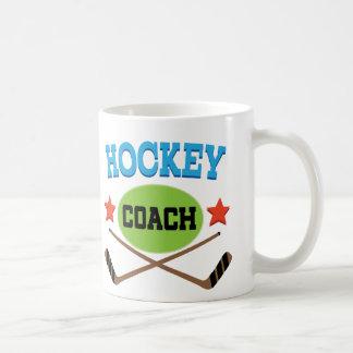 Hockey Coach Gift Idea Coffee Mug