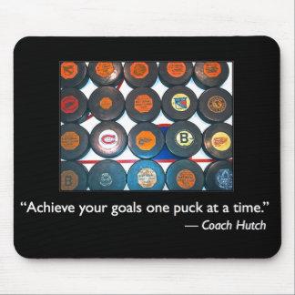 Hockey Coach mousepad