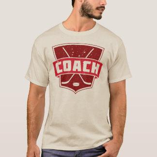 Hockey Coach Retro Style Men's T-Shirt