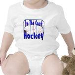 Hockey Coach With Attitude Baby Creeper