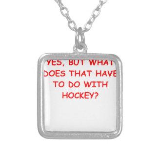 hockey colgante cuadrado