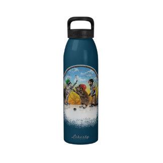 Hockey Critter Classic Reusable Water Bottle
