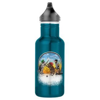 Hockey Critter Classic Water Bottle