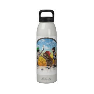 Hockey Critter Classic Drinking Bottle