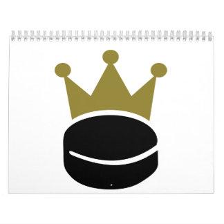 Hockey crown champion calendar