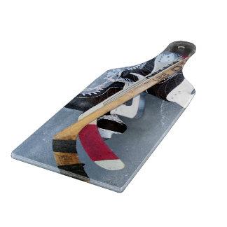 Hockey Cutting Board