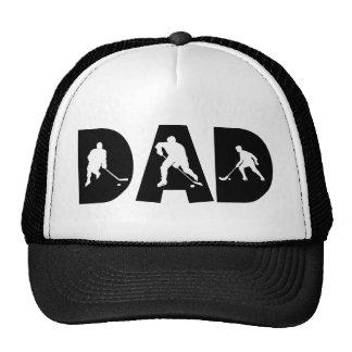 Hockey Dad Cap Hat