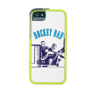 Hockey Dad Case For iPhone SE/5/5s
