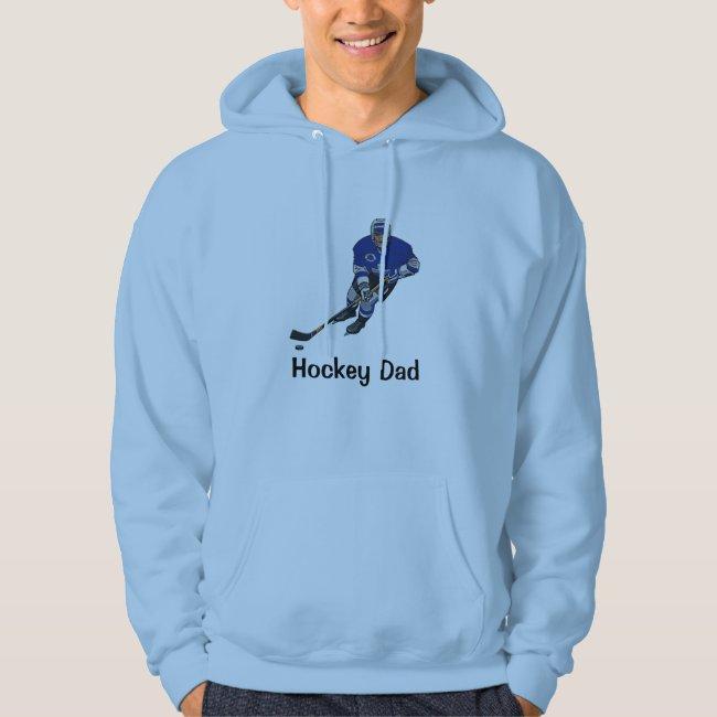 Hockey Dad Customizable Shirt/Hoodie