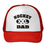 Hockey Dad Hat
