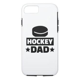 Hockey dad iPhone 7 case