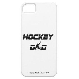 HOCKEY DAD iPhone SE/5/5s CASE