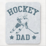 Hockey Dad Mousemat Mouse Pad