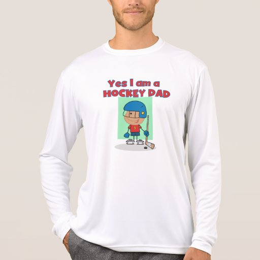 Hockey Dad T-shirts and Gifts