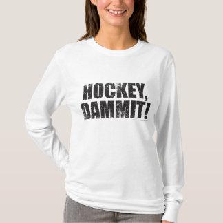 ¡Hockey, Dammit! Playera
