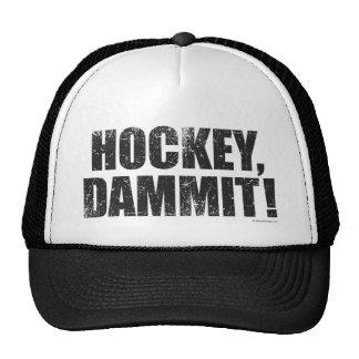 Hockey, Dammit! Trucker Hat