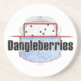 Hockey Dangleberries Posavasos Manualidades