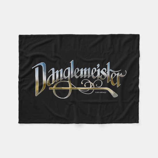 Hockey Danglemeister Fleece Blanket