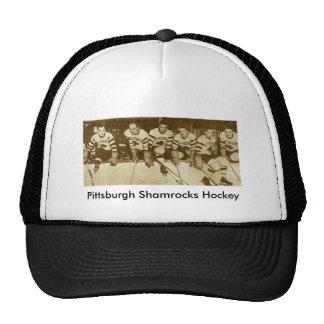 Hockey de antaño de los tréboles de Pittsburgh Gorro