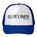 Hockey de Blueliner Gorras