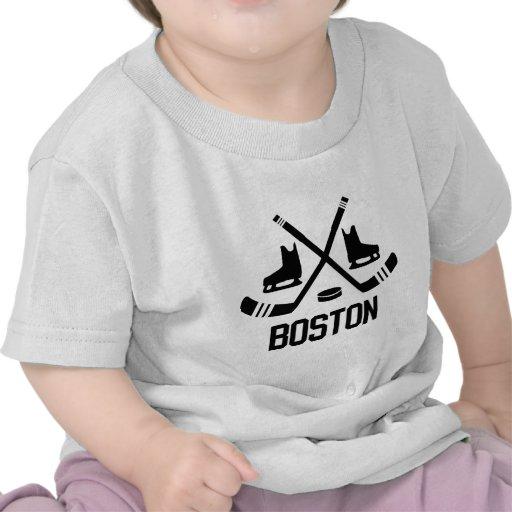 Hockey de Boston Camisetas