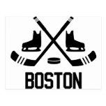 Hockey de Boston Postal
