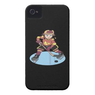 Hockey de la juventud Case-Mate iPhone 4 fundas