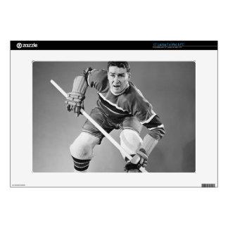 Hockey Defenseman Decals For Laptops