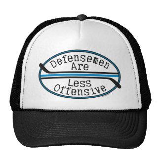 Hockey Defensemen Less Offensive Trucker Hat