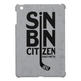 Hockey del ciudadano del compartimiento del pecado