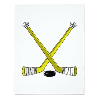 Hockey del oro comunicado