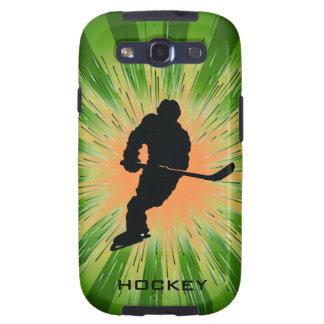 Hockey Design Samsung Galaxy III Case Galaxy S3 Covers