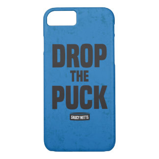 Hockey Drop the Puck iPhone 7 Case
