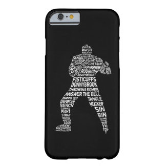 Hockey Enforcer Goon iPhone 6 case