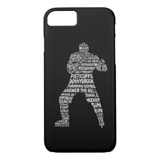 Hockey Enforcer Goon iPhone 7 case
