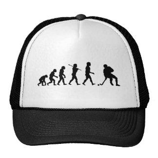 Hockey Evolution Fun Sports Mesh Hat