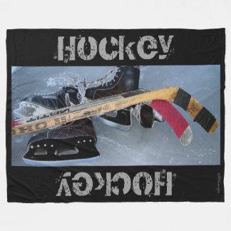 Hockey Extreme Fleece Blanket