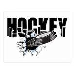Hockey extremo postal