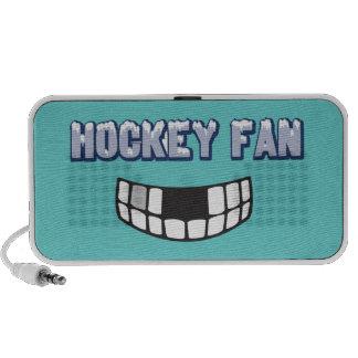 Hockey Fan Doodle Speakers