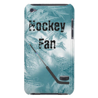 Hockey Fan iPod Touch Barely There Case