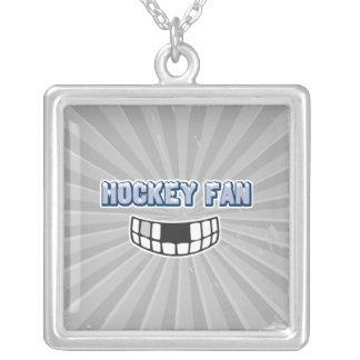 hockey fan missing teeth funny sports design custom jewelry