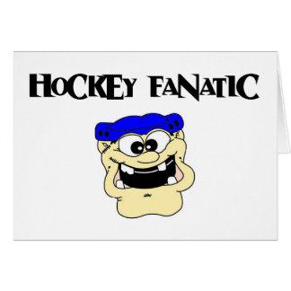 HOCKEY FANATIC CARD